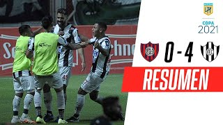 ¡LO PASÓ UN CICLÓN POR ENCIMA! | San Lorenzo 0-4 Central Córdoba | RESUMEN