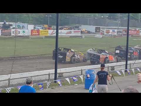 Fonda Speedway 2019