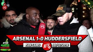 Arsenal 1-0 Huddersfield | The Ref Was Abysmal! Even Worse Than Mike Dean!! (DT)
