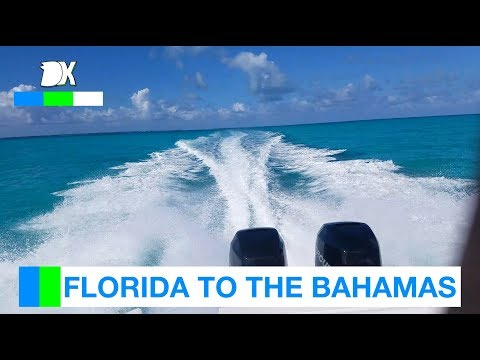 Traveling From Florida To The Bahamas
