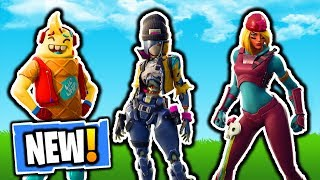 FORTNITE NEW LEAKED SKINS! FORTNITE VALENTINES DAY UPDATE LEAKED COSMETICS! PATCH V7.40 LEAKED SKINS