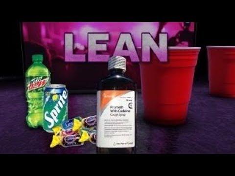 Todo lo que debes saber sobre la Bebida Lean ,receta, muertes, efectos y sus consecuencias