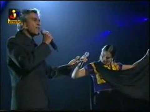 Caetano Veloso and Lila Downs - Burn It Blue