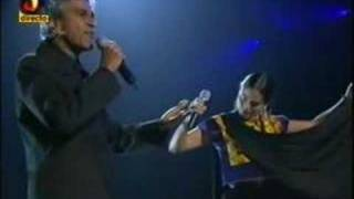 Caetano Veloso and Lila Downs - Burn It Blue