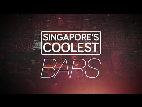 Singapore's Coolest Bars with Edward Russell
