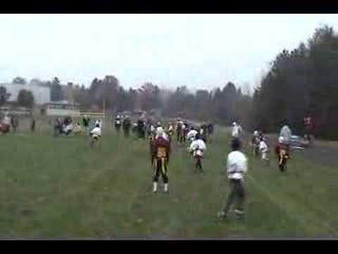 Superbowl 2007 Colts Wildcats Brian TD