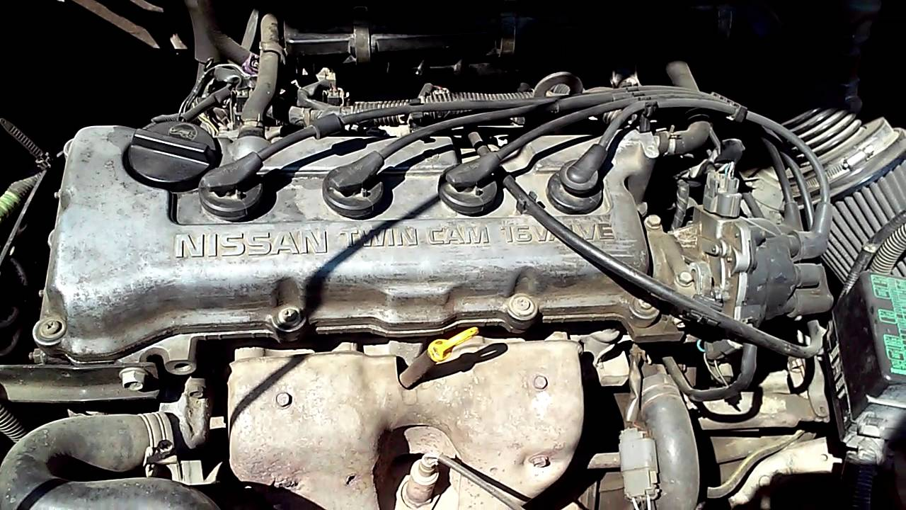 nissan almera  pulsar n15 problem   ignition distributor