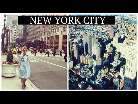 Jak zaplanować podróż do Nowego Jorku – poradnik Rudej