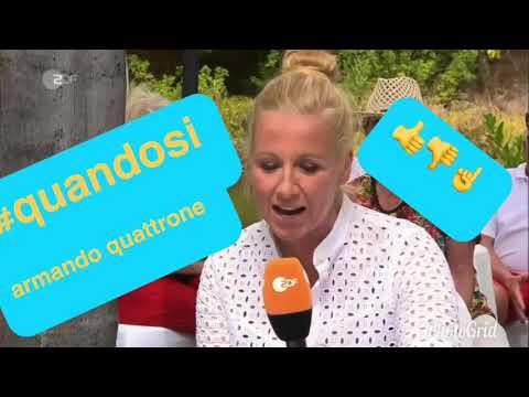 Armando Quattrone - Quando si @ ZDF Fernsehgarten 29.04