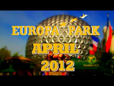 EUROPA-PARK April 2012 The Movie