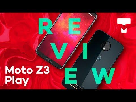 Moto Z3 Play - Review/Análise - TecMundo