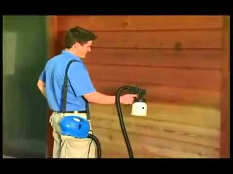 Paint zoom portable sprayer youtube for How does spray paint work