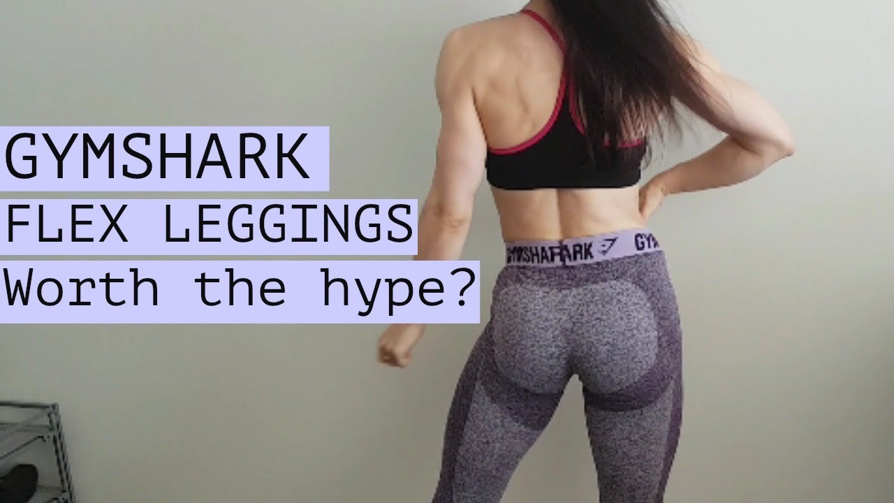 dd2ff04df1 New GymShark flex leggings review   active wear haul