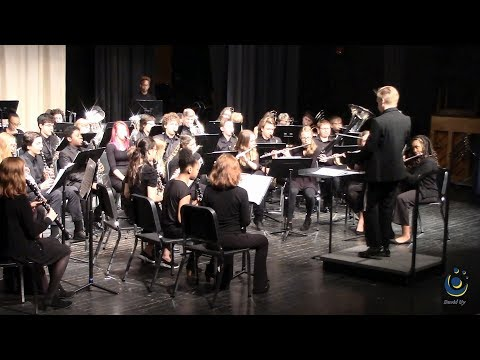 Pine Hollow Middle School Symphonic Band performs The Tell-Tale Heart on 3/18/2019