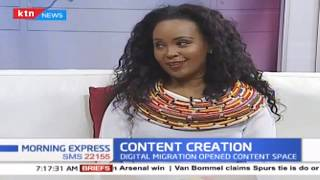 How Kenya\'s Digital Migration opened Content Space | Morning Express 24th October 2018
