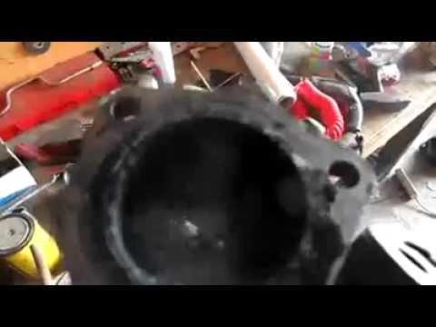 Volkswagen Sahran 2,0 TDI DPF TEMİZLİĞİ Diesel Particulate Filter Cleaning