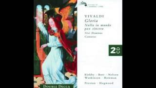 Vivaldi Gloria - Gloria In Excelsis Deo