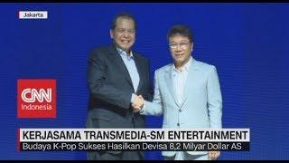 Kerjasama Transmedia-SM Entertainment