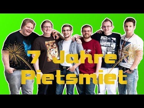 7 JAHRE PIETSMIET - Die lustigesten Momente !!