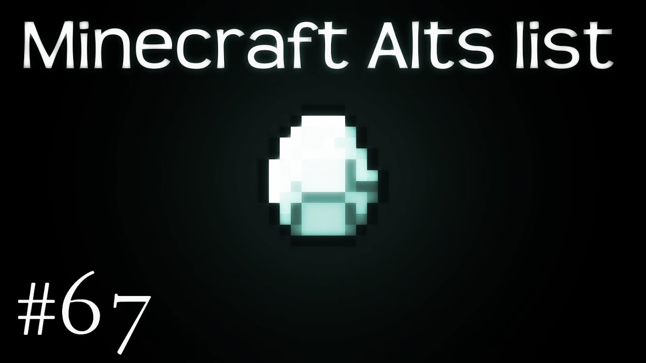 how to use alts on minecraft