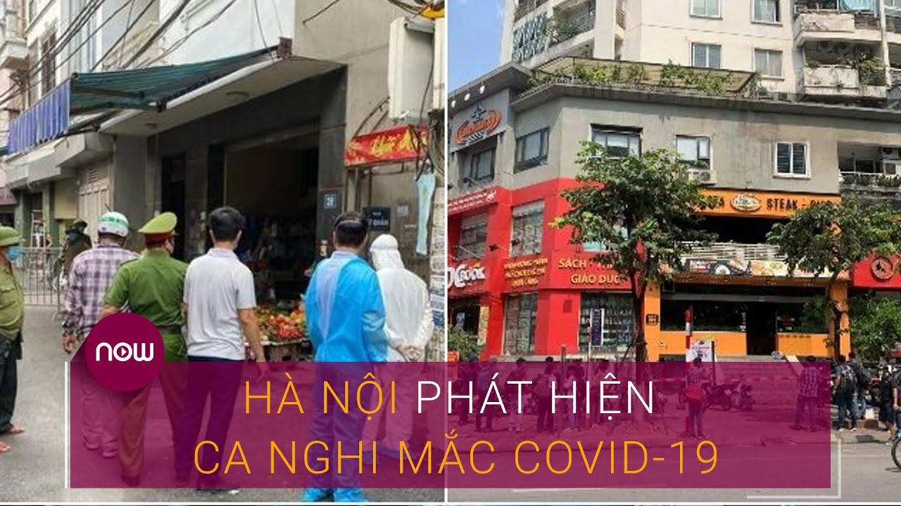 Tin nóng về dịch Covid-19: Hà Nội phát hiện ca nghi mắc Covid-19 trong cộng đồng | VTC Now