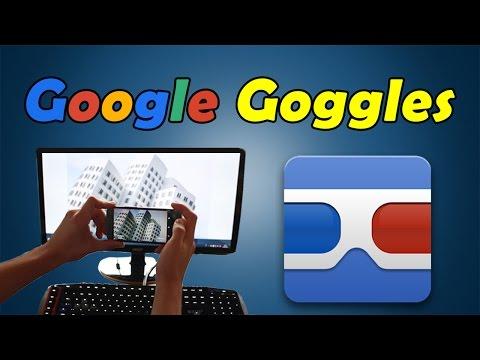 Google Goggles: Google Bildersuche rückwärts - APP Vorstellung