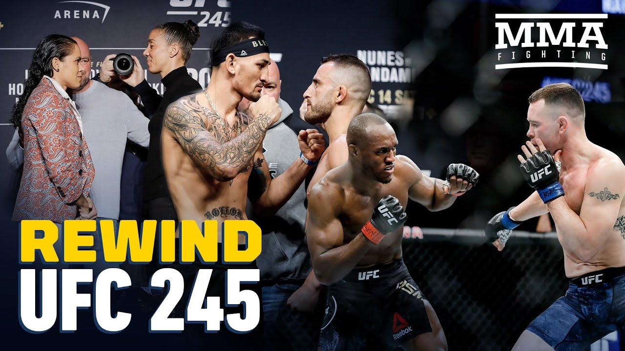 Rewind: UFC 245 Edition - MMA Fighting