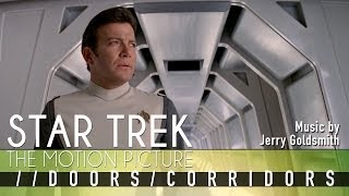 Star Trek The Motion Picture//Doors/Corridors