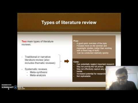 Literature Review - (English and Urdu - Mixed)