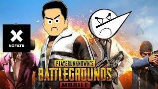 PubG Mobile | Nofiltr Squad | Angry Prash
