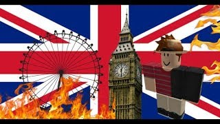 FIRE OF LONDON | ROBLOX