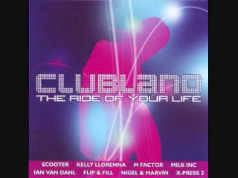 Clubland 1 Blow My Whistle Baby