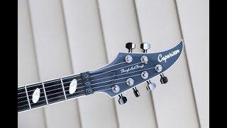 Caparison Guitars TAT II in Dark Knight Review