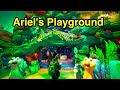 Ariel's Playground DisneySea - Tokyo, Japan アリエルのプレイグラウンド
