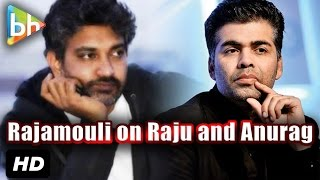 """I Can't Even Make One Scene Like How Rajkumar Hirani Does"": S S Rajamouli"