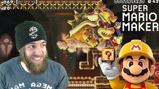 Get That Garbage Outta Here! | SUPER EXPERT NO SKIP [#02] - Super Mario Maker