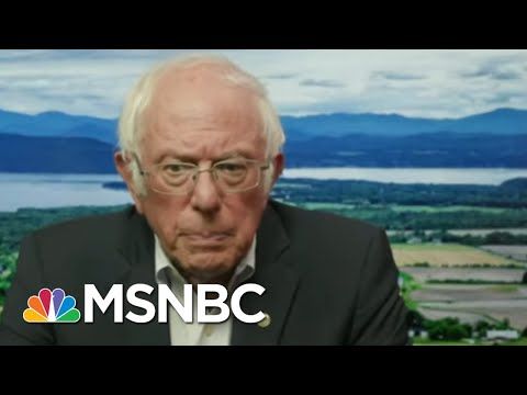 Joint Task Force Policies Will Make Biden 'Most Progressive President Since FDR' | All In | MSNBC