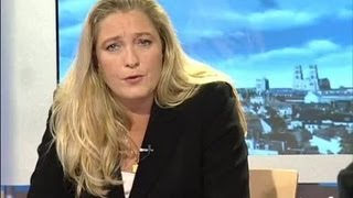 Invitée Marine Le Pen