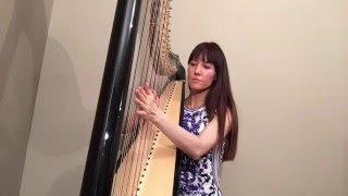 Harp Music - Traditional French Celtic music from Brittany - Tri Martolod (played on Camac Clio 44)
