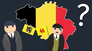 Why is Belgium so Divided?