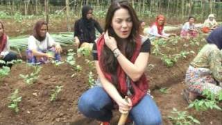 On the Road with KC Concepcion in the Philippines
