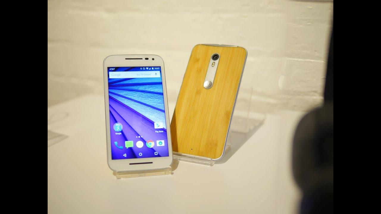 Motorola Moto X Style Hands On