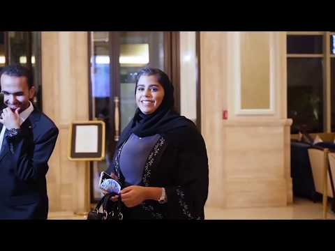 Diamond event at St. Regis Abu Dhabi
