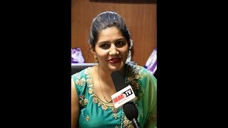 IAAN NEWS -An Exclusive interview By IAAN TV with Haryanvi sensation Sapna Chaudhary