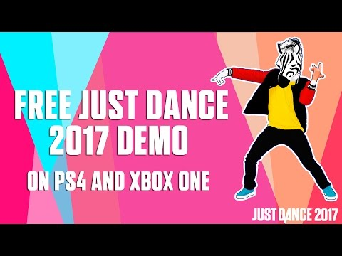 New Just Dance 2017 Free Demo