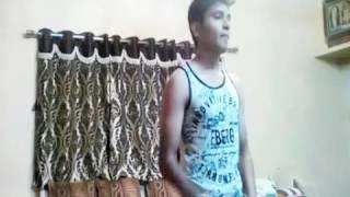 Karaoke Singing- Maru man Mor bani thangat kare
