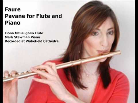 Faure  Pavane for Flute and Piano