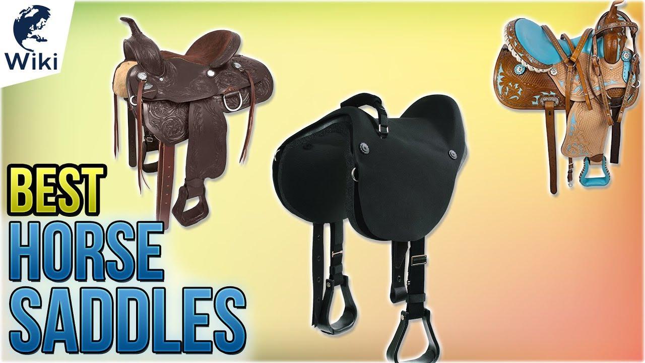 8 Best Horse Saddles 2018