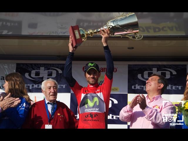 VÍDEO: Duelo de titanes en la cronometrada de Lucena de la Vuelta Ciclista a Andalucia. Aquí tienes nuestro vídeo con lo mejor de la etapa.