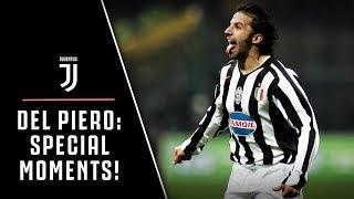 Alessandro Del Piero Special Moments: Goals & Skills